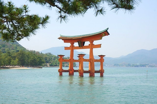 厳島神社-広島県のAGAクリニック、AGA治療、自毛植毛