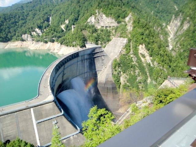 黒部ダム-富山県のAGAクリニック、AGA治療、自毛植毛