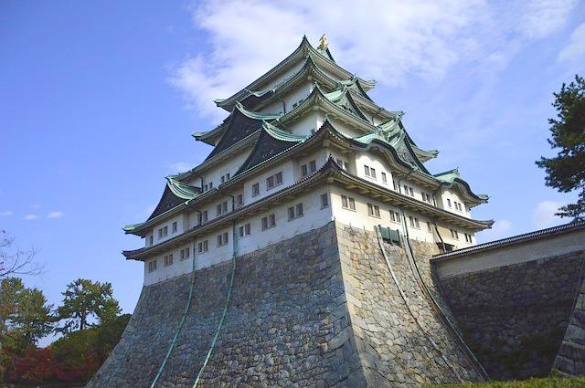 名古屋城-愛知県のAGAスキンクリニック、AGA治療、HARG療法