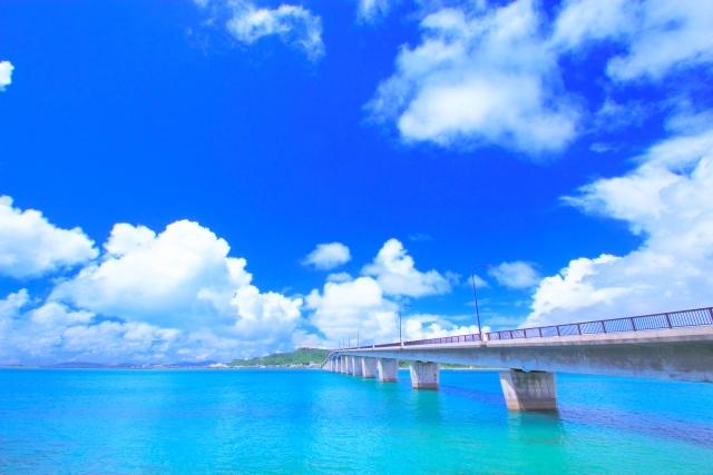 沖縄の海-沖縄県のAGAクリニック、AGA治療、自毛植毛