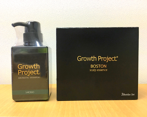 Growth Project BOSTON-育毛サプリメント・ボストン